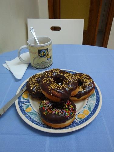 desayuno readathon