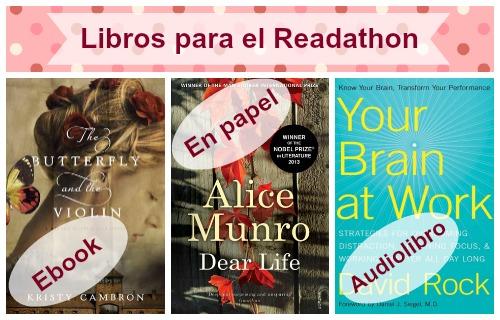 libros readathon