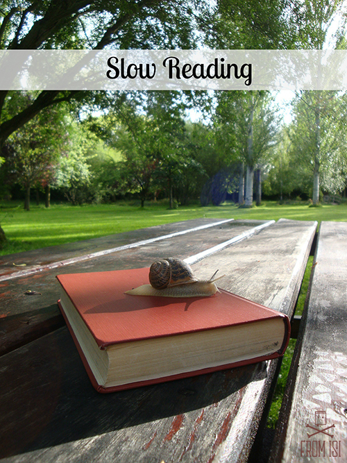 Slow Reading 3
