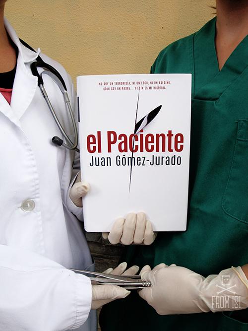 el paciente juan gómez jurado