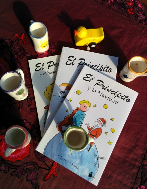 Mugs and books 2 - El principito