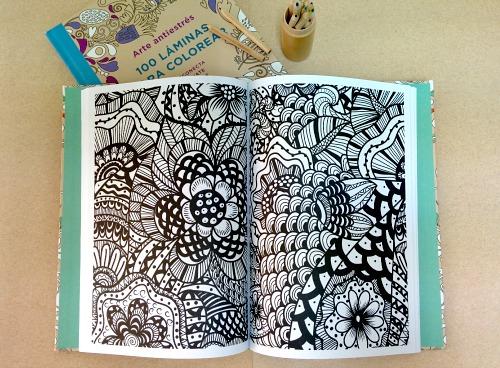 From isi archivo del blog arte antiestr s o sea - Libros para relajarse ...