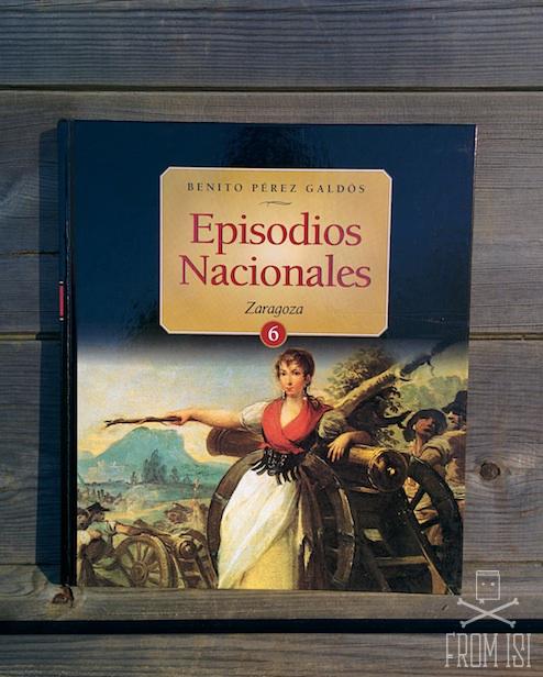 Episodios nacionales zaragoza
