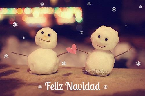 Feliz Navidad Snow love