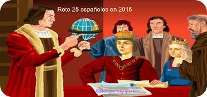 Reto 25 en español