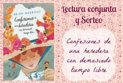 LC + Sorteo Confesiones Heredera