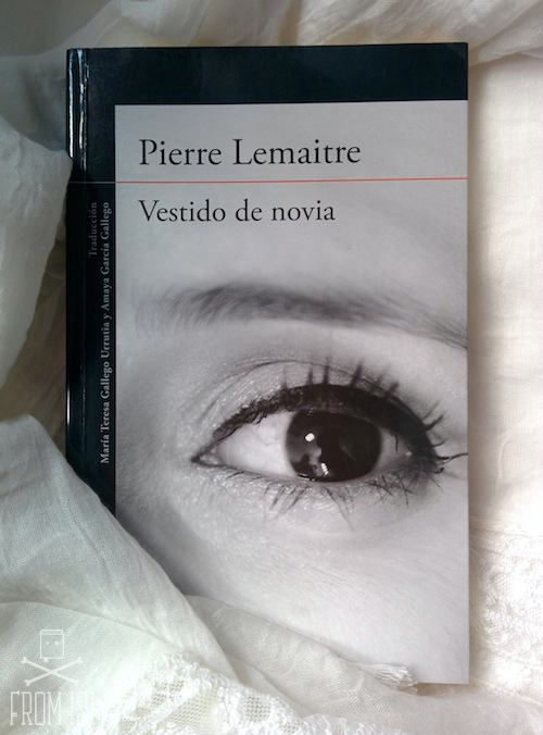Vestido de novia Pierre Lemaitre copia