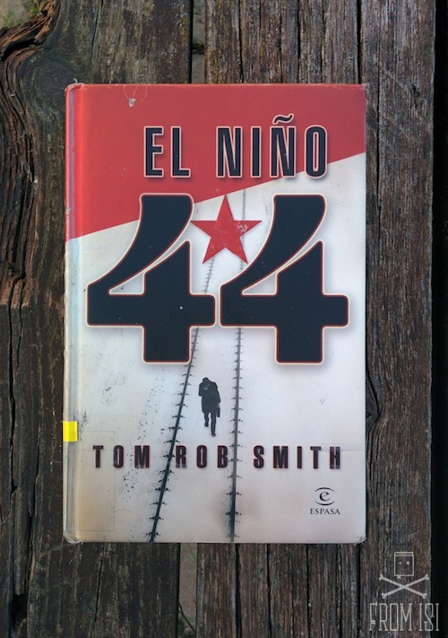 El niño 44 Tom Rob Smith