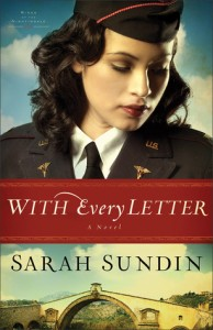 with every letter sarah sundin