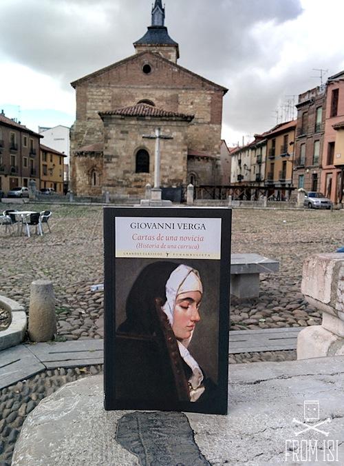 Giovanni Verga Cartas de una novicia