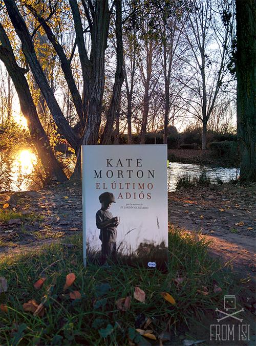 El último adiós Kate Morton