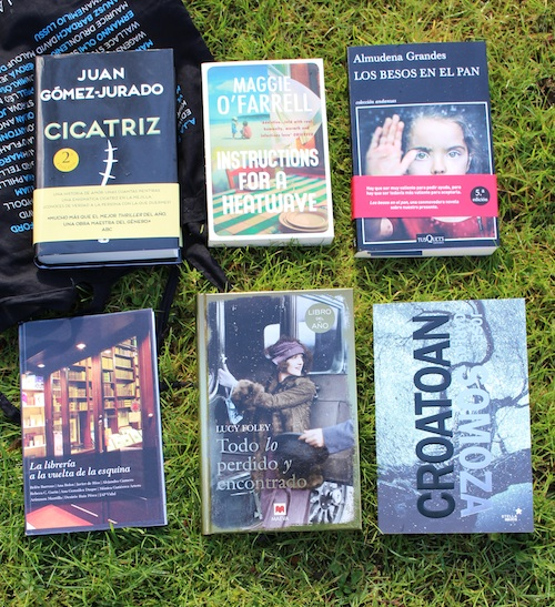 Libros enero 2016
