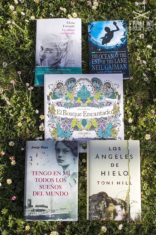 libros nuevos marzo 2016