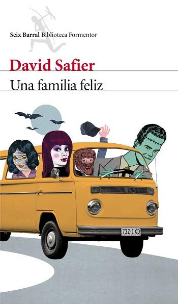 Una familia feliz David Safier