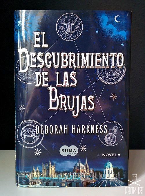 El descubrimiento de las brujas Deborah Harkness