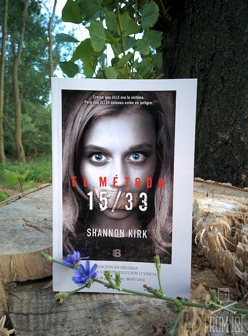 El método 15 33 Shannon Kirk