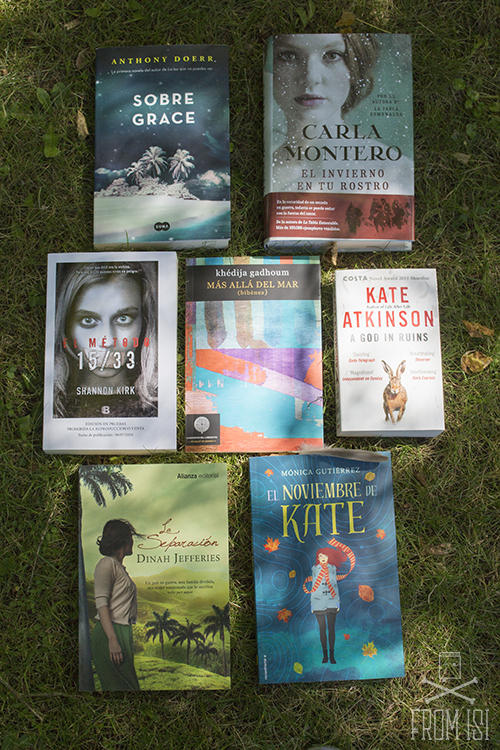 libros nuevos julio 2016